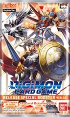 Digimon Card Game: Release Special Booster Pack B Version 1.0