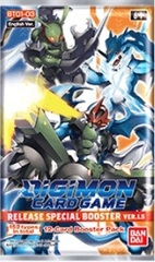Digimon Card Game: Release Special Booster Pack C Version 1.5