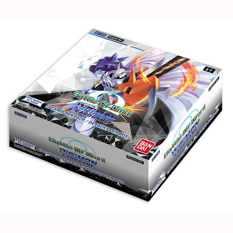 Digimon Card Game: BT05 Battle of Omni - Booster Box