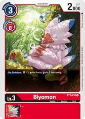 Biyomon - BT2-010 - C