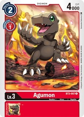 Agumon - BT3-007 - C