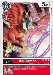 Aquilamon - BT3-012 - C