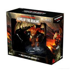 D&D Icons of the Realms: Demon Lord – Orcus, Demon Lord of Undeath Premium Figure