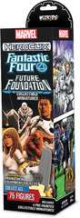 HeroClix: Fantastic Four - Future Foundation Booster Pack