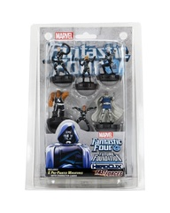 Marvel HeroClix: Fantastic Four - Future Foundation - Fast Forces