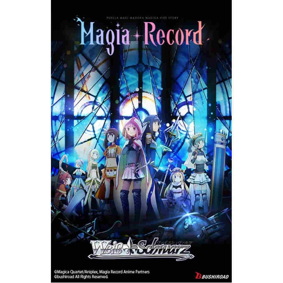 TV Anime: Magia Record: Puella Magi Madoka Magica Side Story Booster Pack