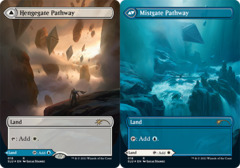 Hengegate Pathway // Mistgate Pathway - Foil
