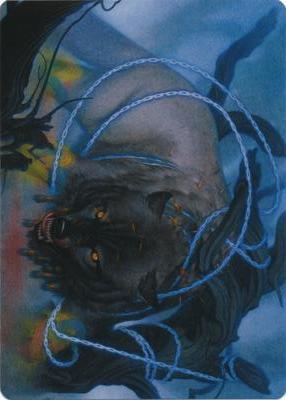 Bind the Monster Art Card