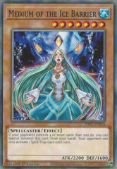 Medium of the Ice Barrier - SDFC-EN016 - Common - 1st Edition