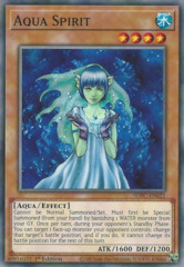 Aqua Spirit - SDFC-EN021 - Common - 1st Edition
