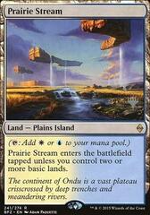 Prairie Stream - Foil - Promo Pack