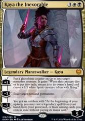 Kaya the Inexorable - Promo Pack