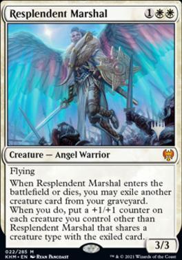 Resplendent Marshal - Promo Pack