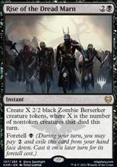 Rise of the Dread Marn - Foil - Promo Pack