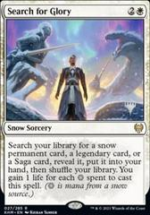 Search for Glory (Promo Pack)