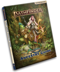 Pathfinder 2E Lost Omens Ancestry Guide