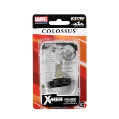 Marvel Heroclix: Deep Cuts Unpainted - Colossus 016