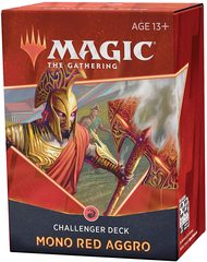 Challenger Decks 2021- Mono Red Aggro