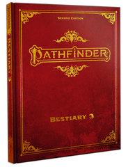 Pathfinder 2E: Bestiary 3 (Special Edition)