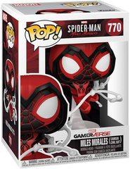 Pop! Spider-Man Series - #770 - Miles Morales (Crimson Cowl Suit)
