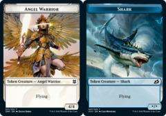 Angel Warrior Token // Shark Token -  Challenger 2021