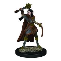 D&D Premium Painted Figure: Elf Cleric (female)