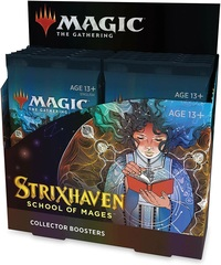 Strixhaven: School of Mages - Collector Booster Display (Does not include Buy a Box Promo)