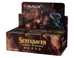 Strixhaven: School of Mages Draft Booster Box - Preorder