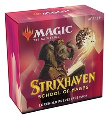 Strixhaven: School of Mages - Prerelease Pack - Lorehold LIMIT 2 PER CUSTOMER