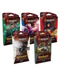 Strixhaven: School of Mages Theme Booster (Set of 5)