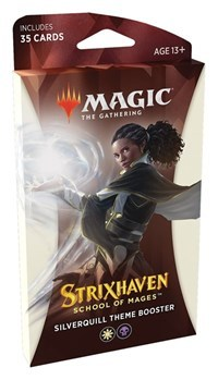 Strixhaven: School of Mages - Theme Booster Pack - Silverquill