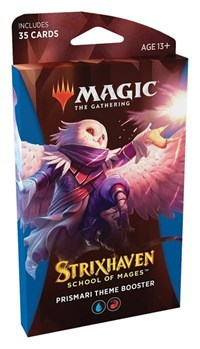 Strixhaven: School of Mages - Theme Booster Pack - Prismari