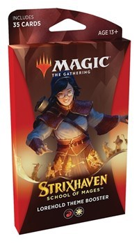 Strixhaven: School of Mages Theme Booster Pack - Lorehold