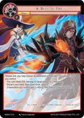 A Duet of Fire - MSW-019 - N