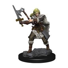 D&D Premium Painted Figure: Human Barbarian