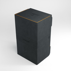 Gamegenic - Stronghold 200+ XL Convertible - Black/Orange
