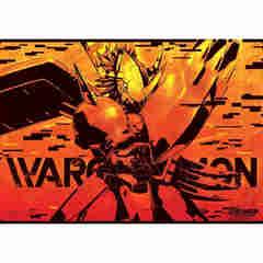 Digimon Card Game Playmat: Wargreymon