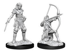 Pathfinder Deep Cuts: Human Fighter Female (Wave 15)