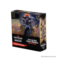 City Of The Dead: Statues & Monuments Set