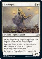 Mycologist - Foil