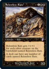 Relentless Rats - Foil