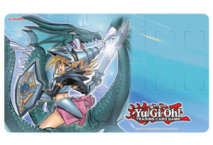 Konami - Yu-Gi-Oh!: Playmat - Dark Magician Girl Dragon Knight