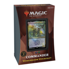 Strixhaven Commander 2021 - Witherbloom Witchcraft