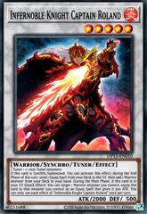 Infernoble Knight Captain Roland - OP15-EN010 - Super Rare - Unlimited Edition