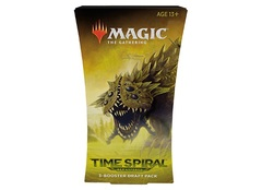 Time Spiral Remastered Draft Booster Pack Sleeves (3pk)