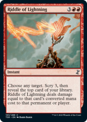 Riddle of Lightning
