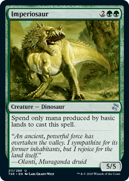 Imperiosaur