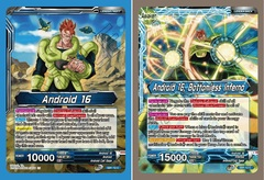 Android 16 // Android 16, Bottomless Inferno - EB1-12 - C