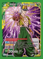 Android 13, the Mission Begins - EB1-66 - SR