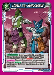 Chilled's Army Reinforcements - EB1-22 - C - Foil